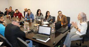 Capacitan a personal de la Sezami sobre problemática educativa derivada de la migración