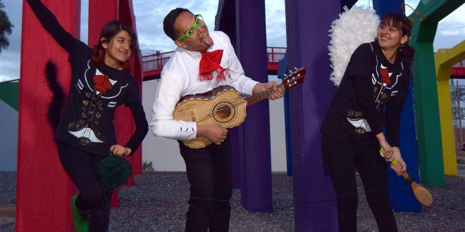 Compositor zacatecano de música infantil representa a México en la India