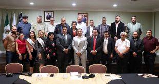 Asumen funciones nueva mesa directiva de la Federación de Clubes de Zacatecanos del Sur de California