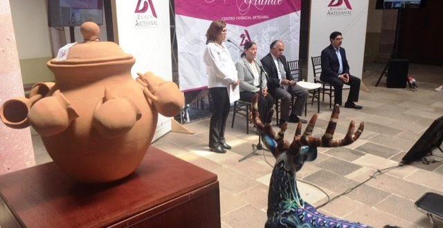 Presenta Godezac proyecto Casa Grande, centro vivencial artesanal