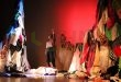 Teatro experimental con cuerpos flotantes, en el tercer día de la Muestra Estatal de Teatro 2018