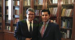 Julio César Chávez logra respaldo del Senado en favor de Guadalupe