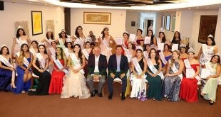 Concluye XXIX viaje cultural Señorita Zacatecas-EUA 2018