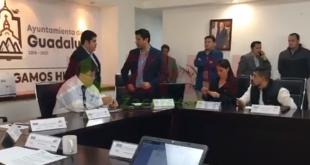 A pesar de que el presidente electo lo advirtió, administración saliente de Guadalupe entrega ayuntamiento con anomalías