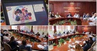 Se instala el grupo coordinador institucional de la Consulta Infantil y Juvenil 2018