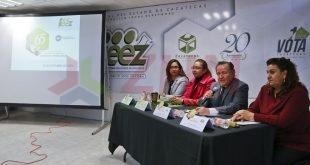 Conmemora IEEZ el 65 Aniversario del Voto de la Mujer en México
