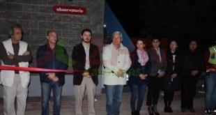 Fortalece Alejandro Tello divulgación de ciencia y tecnología con nuevo Observatorio Astronómico Zigzag