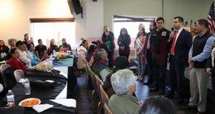 Reconoce Gobierno trabajo humanitario y exitoso de Federación de Clubes Zacatecanos del Sur de California