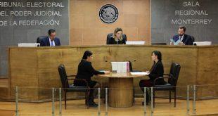 """Sala Regional Monterrey resuelve que el registro del partido """"Para Desarrollar Zacatecas"""", surtirá efectos a partir del 01 de Julio de 2020"""