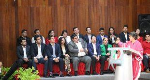Zacatecas presente en la entrega de los galardones Red 2018
