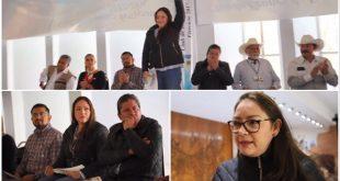 Gobierno de México, Impulsa en Zacatecas, Becas, Capacitación y Tutoría para el Trabajo: Verónica Díaz