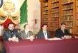 Realiza gobierno estatal II Coloquio Internacional de Patrimonio Bibliográfico