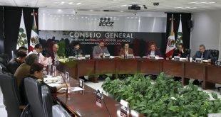 """Aprueba IEEZ el registro del Partido Político Estatal """"Nueva Alianza Zacatecas"""""""