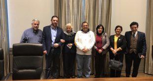 Generan resultados positivos gestiones del Gobernador, rector y universitarios en CDMX