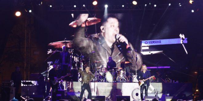 Vive la ciudad 2018 cierra su serie de conciertos con Lo Mejor del Rock en Español
