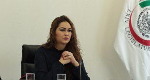 """Determinar con celeridad causas del derrumbe en la Mina """"Mulatos""""; urgente redoblar medidas de seguridad en la industria: Geovanna Bañuelos"""