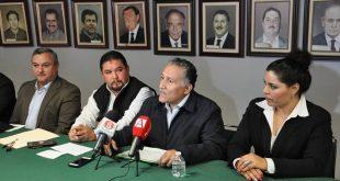 Presenta PRI nacional a su nuevo delegado estatal en Zacatecas