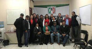 Revisan estructuras Priistas en Calera y Enrique Estrada