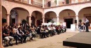 Respaldan alcaldes demanda del Gobierno de Tello para que se reconsidere presupuesto para el 3×1