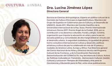 Secretaria de Cultura da a conocer nombramientos en el INBAL