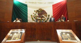 Entrevistan a Candidatos a dirigir el Órgano de Control Interno del Poder Legislativo