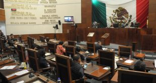 Diputados reanudan sesión legislativa en Zacatecas