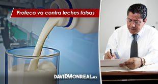 ¿Qué le echan a la leche?