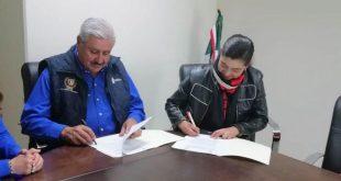 Acuerdan Cecytez e ITSJ el desarrollo profesional de estudiantes zacatecanos