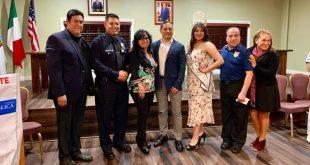Participan migrantes zacatecanos de Los Ángeles en taller para prevención de violencia doméstica