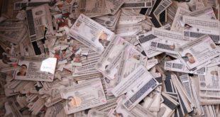 INE Zacatecas destruye 51 mil 538 creedenciales para votar