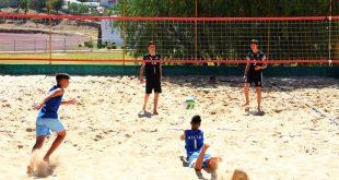 Representarán alumnos del Cobaez a Zacatecas en juegos deportivos