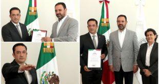 Rinde protesta Daniel Rodríguez Lemus como nuevo Subsecretario Académico de la Seduzac