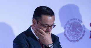 Germán Martínez presentó renuncia a IMSS, acusa a SHCP de 'injerencia'