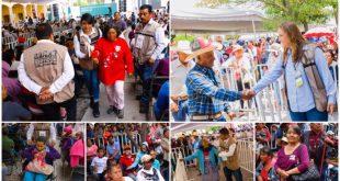 Sectores vulnerables, los más importantes para el Presidente de México