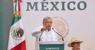 Vamos a cumplir con los compromisos, asegura el Presidente Andrés Manuel López Obrador en Zacatecas