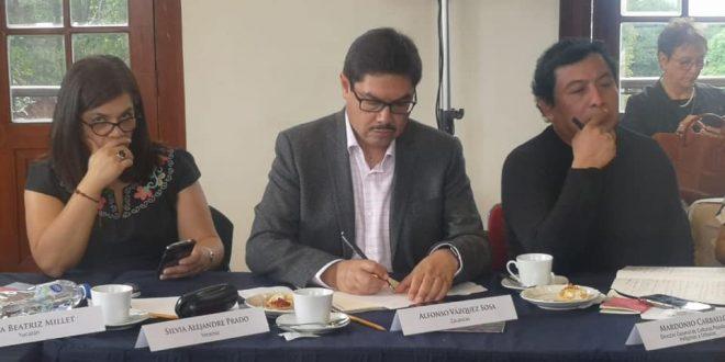 Trabaja la Secretaría de Cultura por una alianza por la cultura nacional, el IZC participó en la reunión