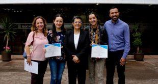 Reconocen aportación del colectivo mentores del mañana en la educación de jóvenes zacatecanos