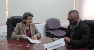 Firman convenio Secretaría de Educación y Unidad Académica de Psicología de la UAZ