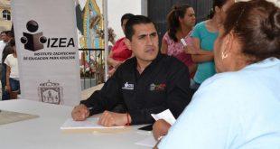 Desarrolla IZEA audiencia pública en capital zacatecana