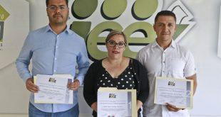 Otorga IEEZ incentivos a miembros del Servicio Profesional Electoral