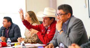 Anuncia David Monreal la entrega del Crédito Ganadero a la Palabra y la primera Expo Fresnillo Ganadero