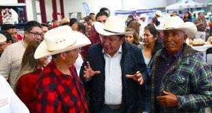 Reafirma David Monreal su compromiso con Guadalupe; continuarán la gestión de recursos y los apoyos del Crédito Ganadero (Video)