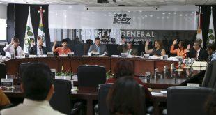 Determina IEEZ, inexistentes las infracciones a la normatividad electoral por parte del Gobernador del Estado