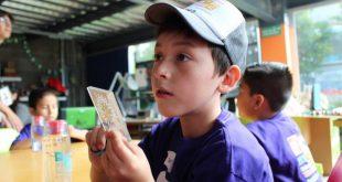 Aprenderán 200 menores ciencia, tecnología e innovación en campamento del zigzag