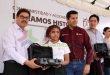 Entrega IZC instrumentos y uniformes a la Banda Municipal de Guadalupe