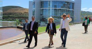 Felicita Conacyt al Estado de Zacatecas por priorizar instalación de centros de desarrollo en Quantum