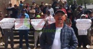 SITEZ acuerda movilizaciones y protestas contra política del Gobierno de Zacatecas (Video)