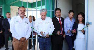 Inaugura Cozcyt tercer Polo de Innovación del estado en Mazapil