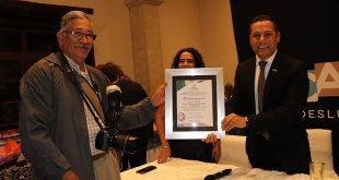 Pide secretario José Juan Estrada a reinas de clubes y federaciones migrantes unirse y luchar contra racismo