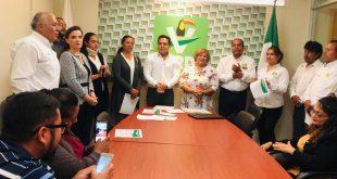 Se renueva PVEM  en Zacatecas, toma protesta a nuevos liderazgos